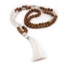 108 bead mala moonstone magical