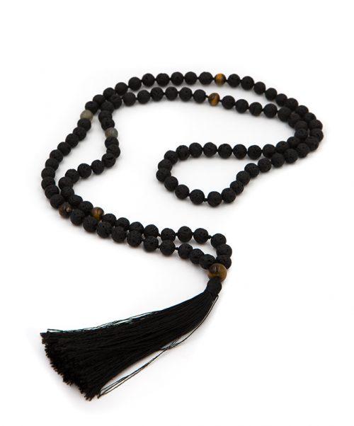 108 bead mala lava soul