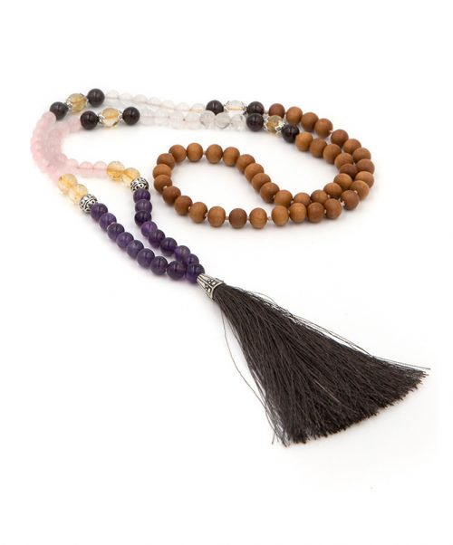 No Stress 108 Bead Mala